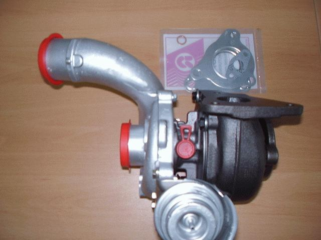 turbo reconstruido